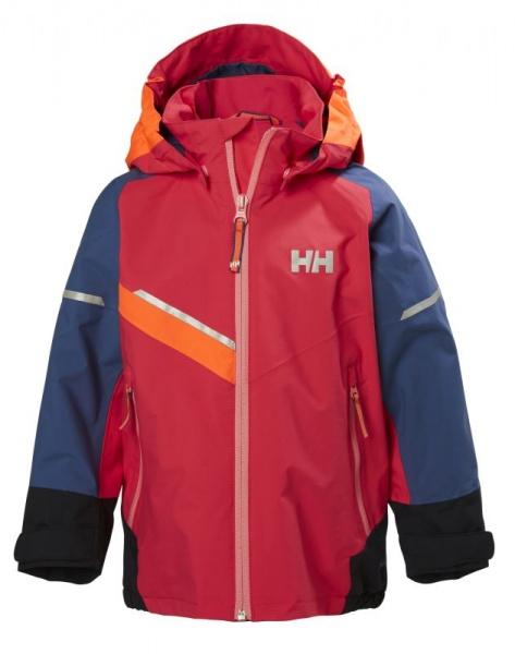 788f6f6a44c Helly Hansen K Norse Jacket,magenta - Biltrend nettbutikk