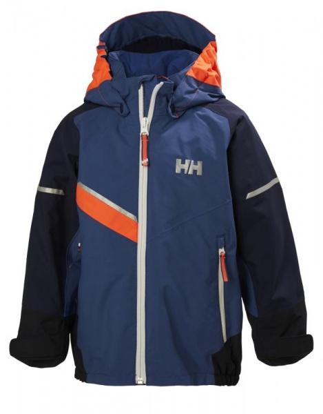 2617e31bbb5 Helly Hansen K Norse Jacket, marine - Biltrend nettbutikk