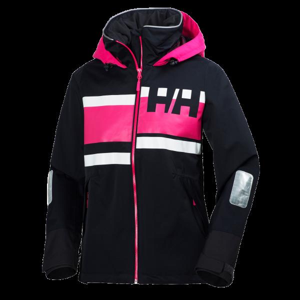 3ea0ba15 Helly Hansen W Alby Jacket, Navy - Biltrend nettbutikk