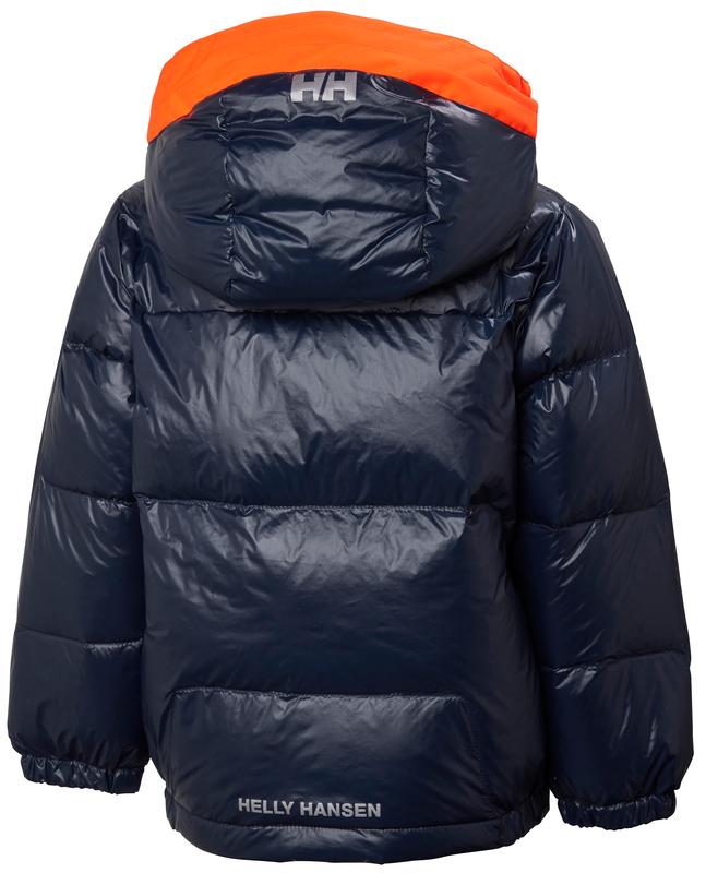 affed2d8 Helly Hansen K Frost Down Jacket - Biltrend nettbutikk