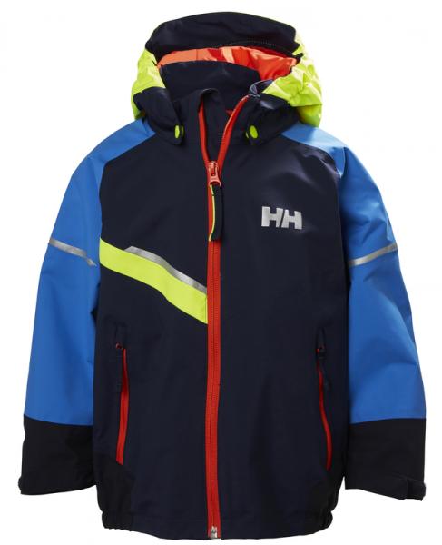 62bfdaf791b Helly Hansen K Norse Jacket, evening blue - Biltrend nettbutikk