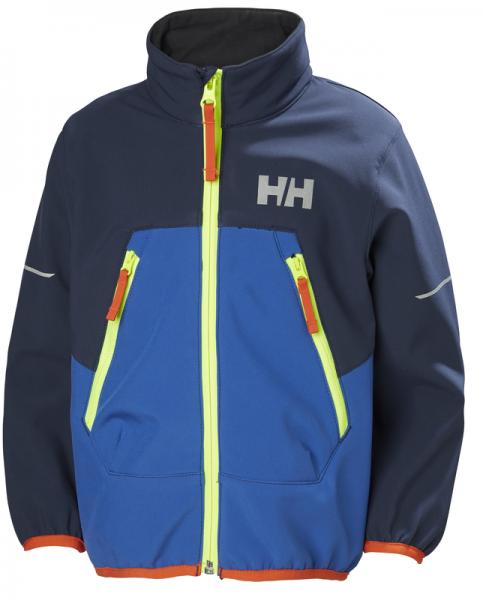 415be24ccd2 Helly Hansen K Berg Softshell Jacket, olympian blue - Biltrend ...